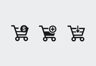 QnA VBage How to Make a Purchase Icon in Adobe Illustrator