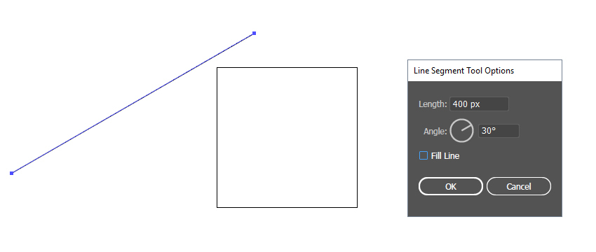 how to draw an isometric line in Illustrator