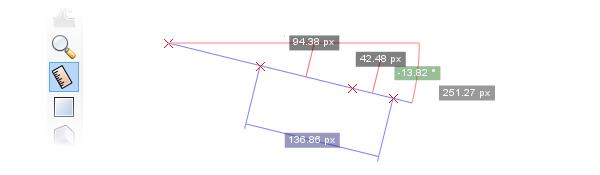 inkscape measurement tool