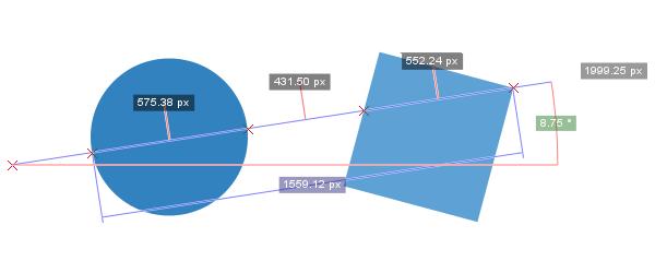 measuring objects in inkscape