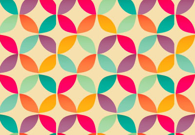 Preview for How to Create a Bright Geometric Circle Pattern in Adobe Illustrator