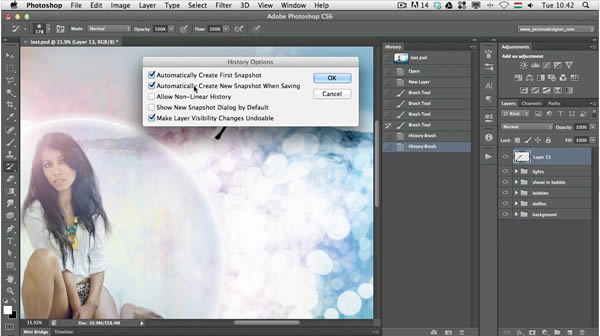 Adobe Photoshop Gradient tool Information Easy Method