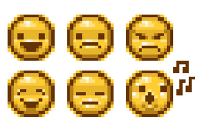 Preview for 10 Steps to a Quick Set of Emoticons in Adobe Photoshop