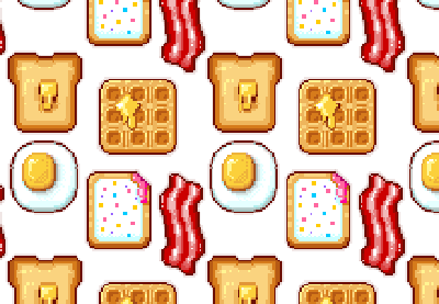 Preview for Create a Series of Breakfast Pixel Art Icons in Adobe Photoshop