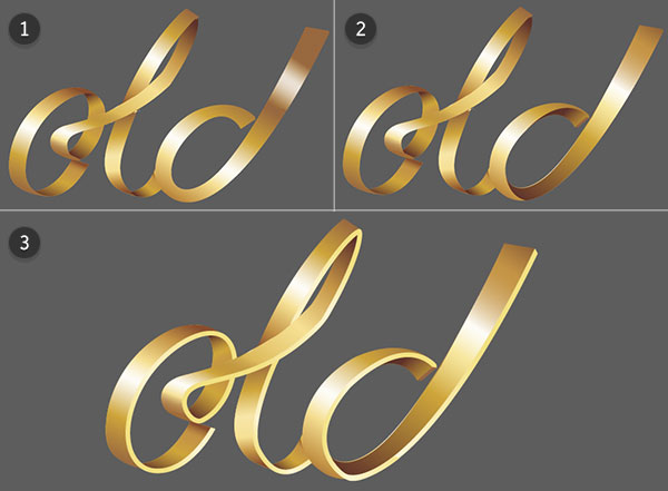 Render the D and add edges