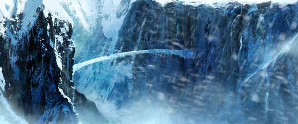 Ice bridge concept