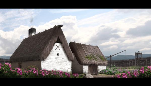 Small village concept