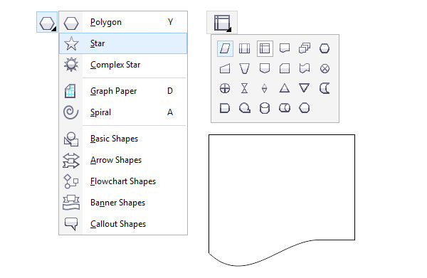 How to Create and Use Perfect Shapes in CorelDRAW