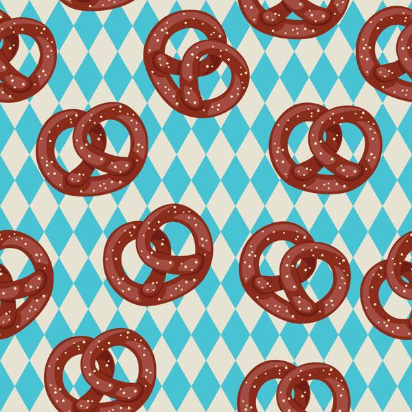 pretzel pattern