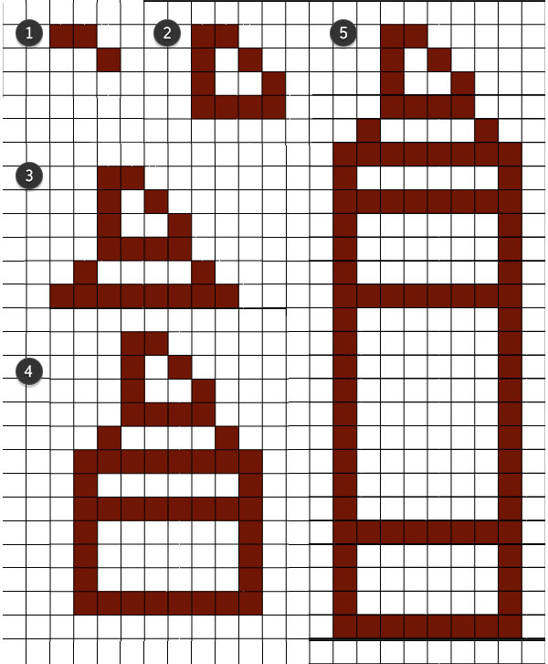How To Create Pixel Art Icons In Adobe Illustrator