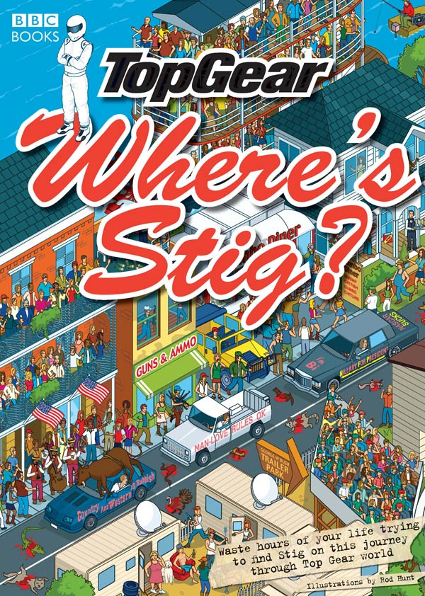 Wheres Stig book cover