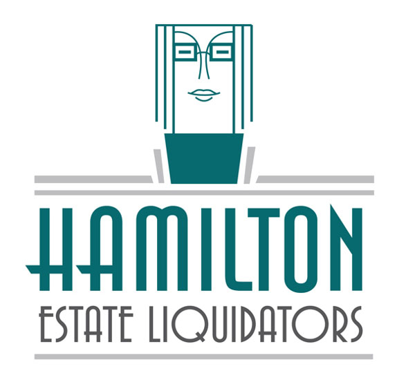Redesign of Hamilton Estate Liquidators logo by Alexandra Lucas