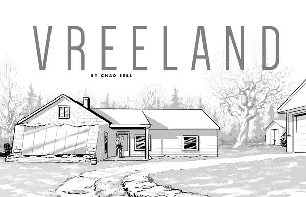 Vreeland web comic