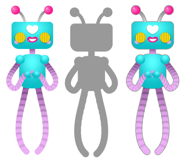 outline your robot