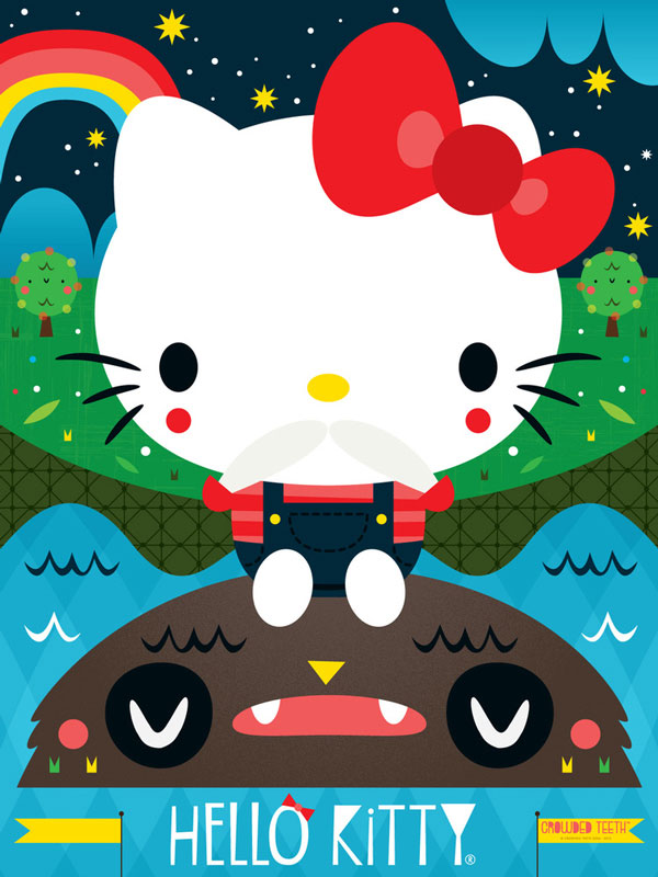 A Sanrio Collaboration piece from Michelles Portfolio