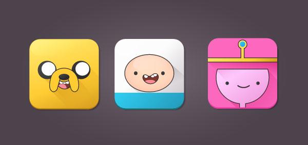 Final icon set