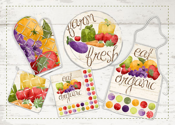 Bon Art product licensing by Stephanie Moran
