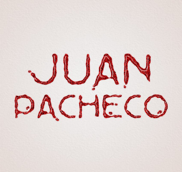 Juan Pacheco Cancino shard his personalized version of a glittery text effect from a tutorial by Rose