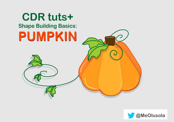 MeOlusola shared their wonderful result from a basic shape tutorial in CorelDRAW x7 a quick tip by Mary Winkler