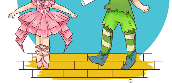 Creating the yellow brick road