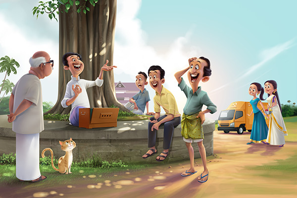 Radio Mango Naatile Tharam