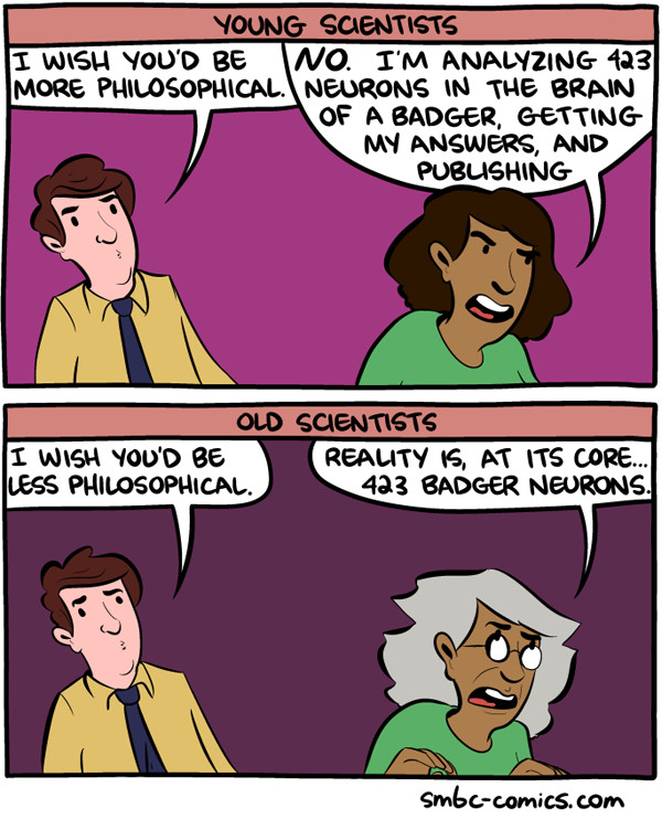 Saturday Morning Breakfast Cereal by Zach Weinersmith