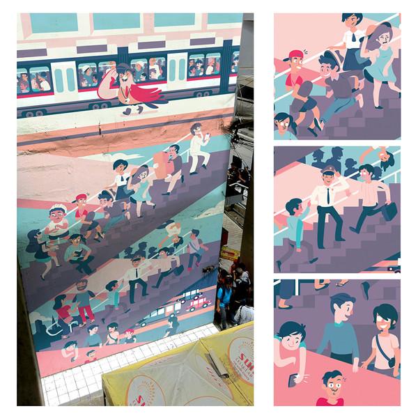 Art Within Transit  Adding Art into MRT