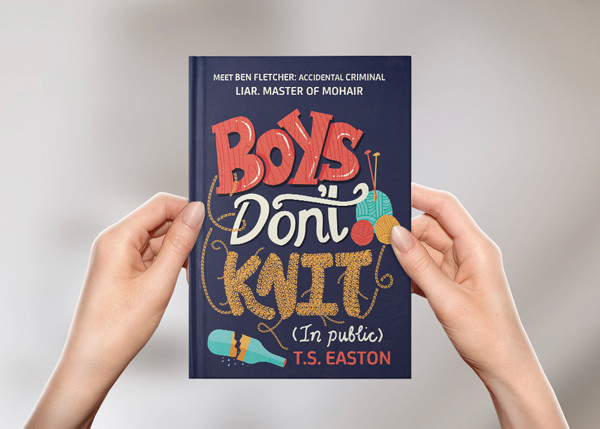 Boys Dont Knit Book Cover
