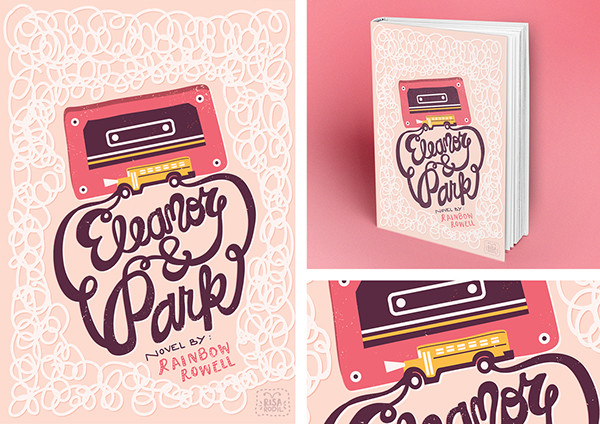 Eleanor  Park  Redesigned Cover