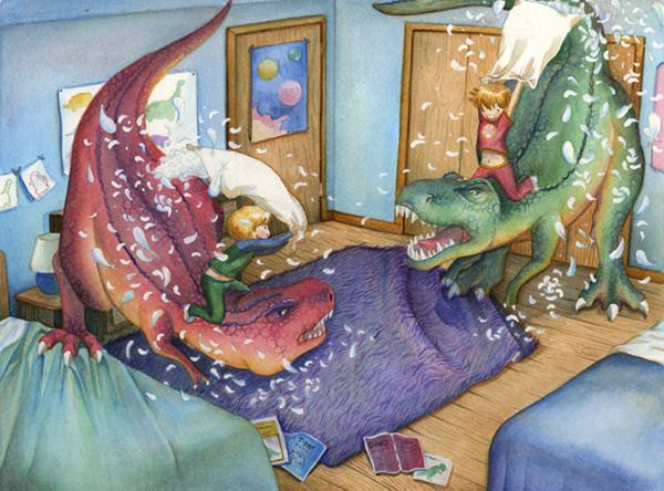 Illustration by Mary Kinsora