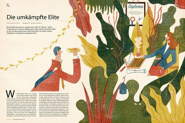 Illustrations November 15