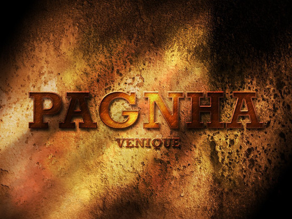 Pagnha Nick commented with their personalized result from a copper text effect tutorial by Alvaro Guzman