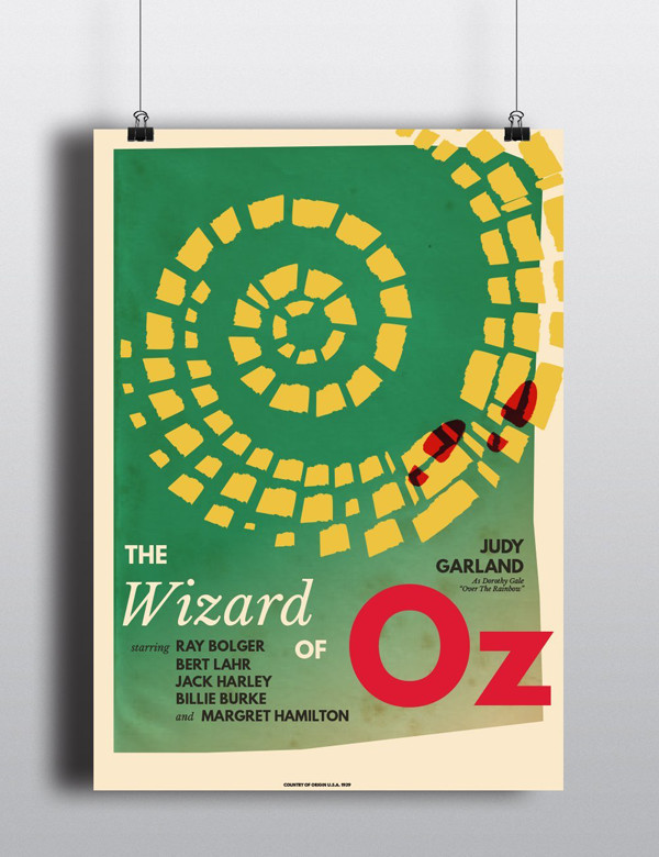 JT commented with their own version of a wonderful Wizard of Oz movie poster thanks to a tutorial by Grace Fussell