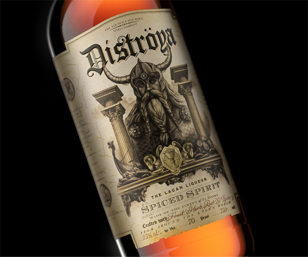 Distroya Spiced Spirit