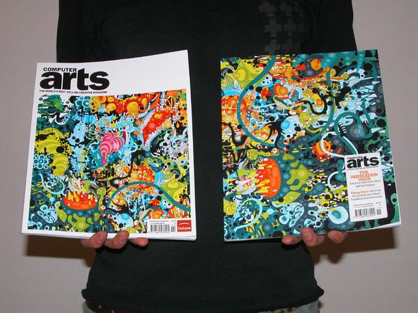 Computer Arts 141 Cover