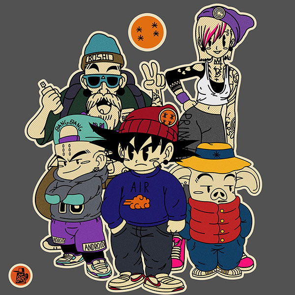 db gang by joejr