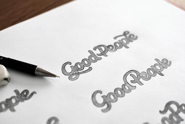Logo design for Good People