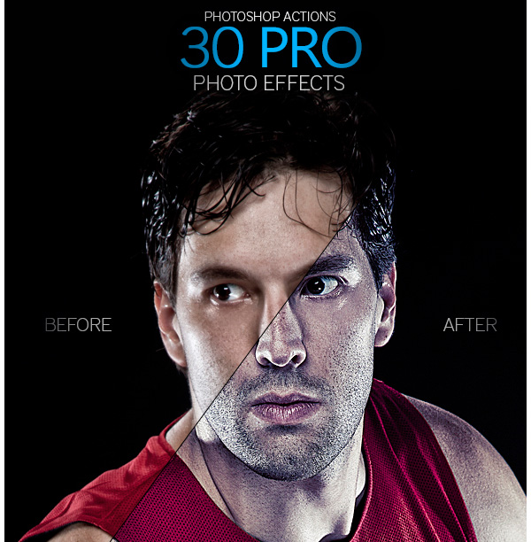 30 Pro Photo Effects