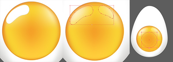 Selanjutnya jelaskan rincian kuning telurnya
