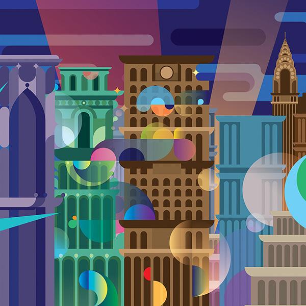 DKNY Lost in Metropolis
