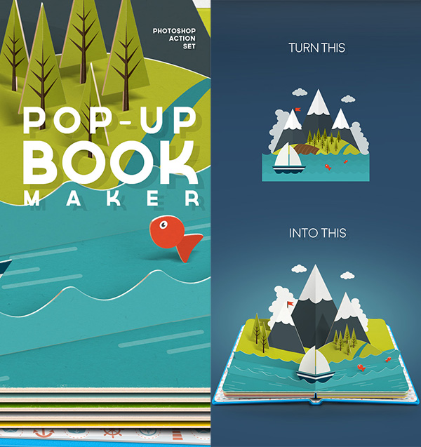 POP-UP Book Maker