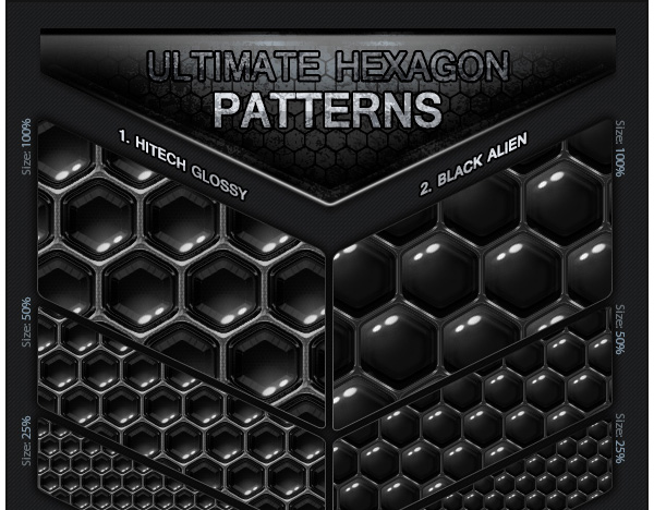 Ultimate Hexagon Patterns