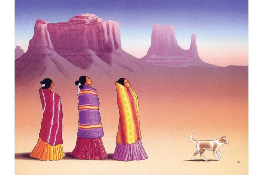 Navajo Return