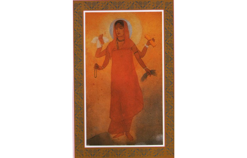 Bharat Mata c 1905