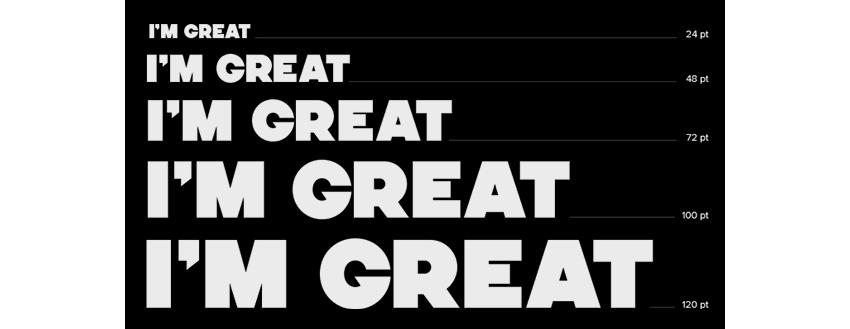 Vim SM  Free Typeface