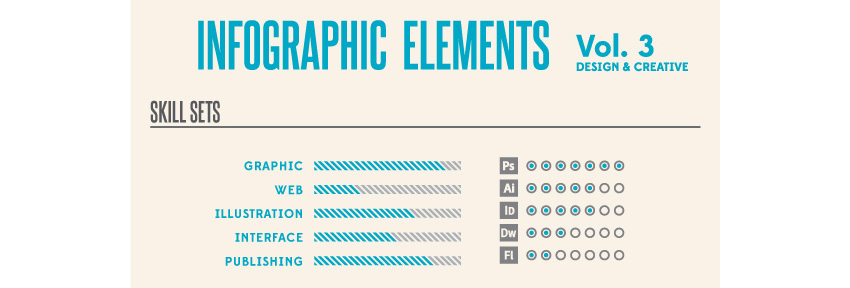 Infographic Elements - Vol 3