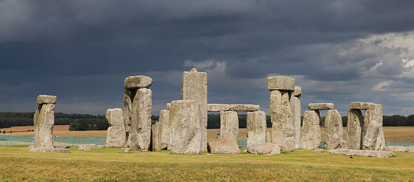 Stonehenge in 2014