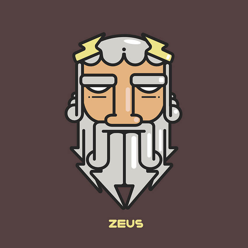 Greek Gods Zeus