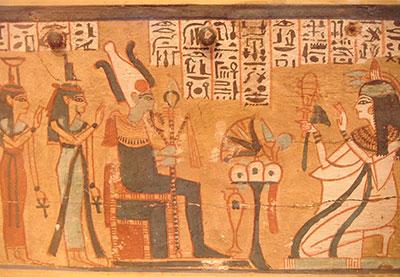 历史的艺术:古埃及