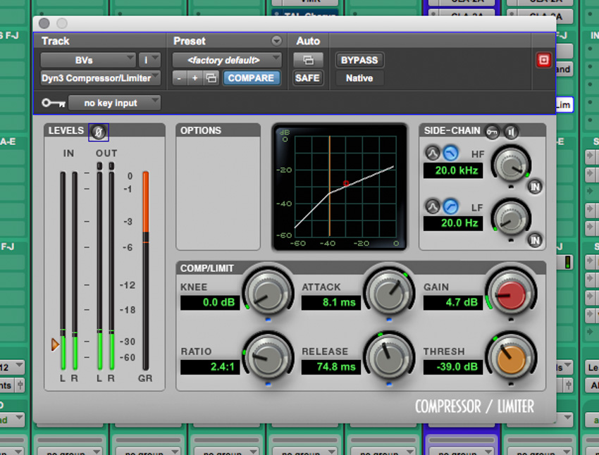 Mixing Backing Vocals Efficiently and Effectively